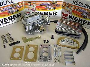 Suzuki Samurai Weber Carburetor Conversion Kit E Choke