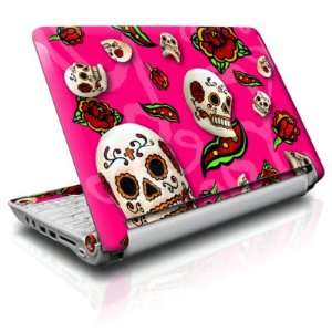 Pink Scatter Design Skin Cover Decal Sticker for the Acer