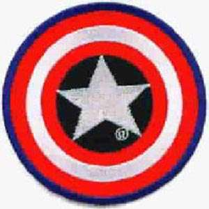 Marvel Comics Captain America Shield Logo Patch, NEW