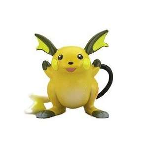 Raichu (MC 03): Pokemon Monster Collection 2 Mini Figure