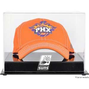 Phoenix Suns Acrylic Team Logo Cap Display Case