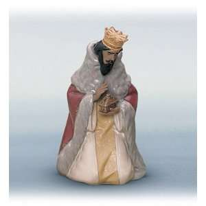 King Gaspar Figurine By Lladro