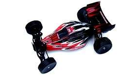 Brushed Electric RC Buggy Twister XB 1/10 Scale Remote Radio Control