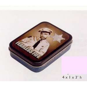 Barney Fife Mini Keepsakes Tin