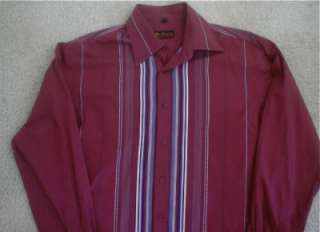 Vintage Mens BEN SHERMAN Long Sleeve SHIRT Size 3/L