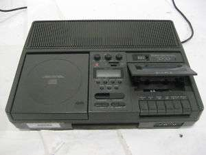 EIKI 7070A Stereo Compact Disc Player Tape Recorder