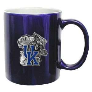Kentucky Wildcats NCAA 2 Tone Coffee Mug Sports