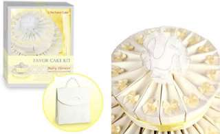 Tier Baby Shower Favor Cake Kit   Welcome Baby USA