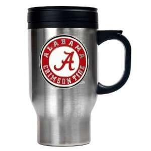 Alabama Crimson Tide NCAA Stainless Steel Travel Mug