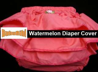 Baby Cloth Diaper Cover//Petti Bloomer ZEBRA with HOT PINK Ruffles