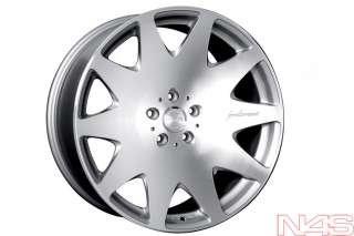 LEXUS LS400 MRR HR 3 VIP STAGGERED SILVER CONCAVE RIMS WHEELS