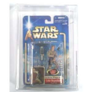 Back AFA 85 Luke Skywalker Bespin Duel Action Figure Toys & Games