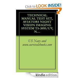 TECHNICAL MANUAL TEST SET, AVIATORS NIGHT VISION IMAGING SYSTEM TS