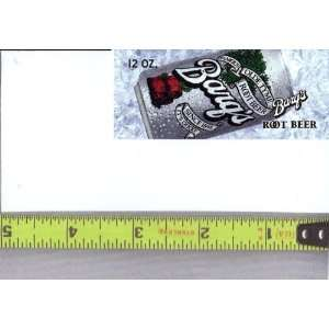 Magnum, Small Rectangle Size Barqs Root Beer CAN Soda Vending Machine