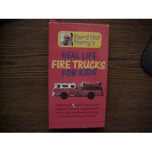 VHS, Hard Hat Harrys Real Life Fire Trucks for Kids