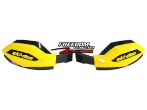 SKI DOO SNOWMOBILE HAND GUARDS WIND DEFLECTORS REX XR XP UX TUNDRA