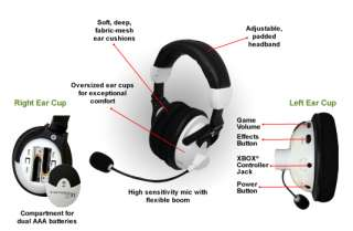 Turtle Beach Ear Force X31 Gaming Headset for Xbox 360