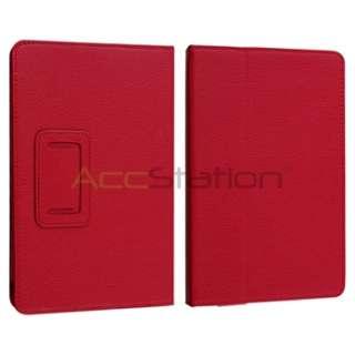 For  Kindle Fire Folio Premium Flip Leather Case Cover Pouch