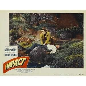 Impact Movie Poster (11 x 14 Inches   28cm x 36cm) (1949) Style