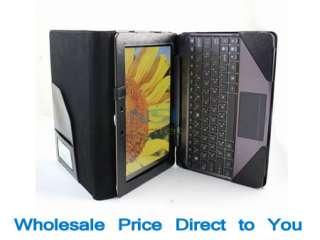 Keyboard Portfolio Stand Case for ASUS Eee Pad Transformer Prime TF201