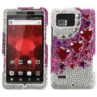 Diamante Case Cell Phone Cover Motorola Droid Bionic XT875