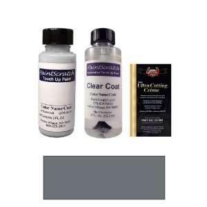 Oz. Dolomite Gray Metallic Paint Bottle Kit for 1980 Audi All Models