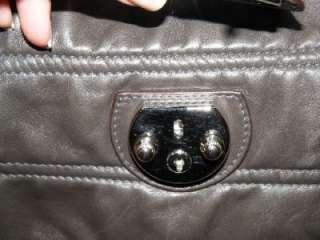 Dolce & Gabbana Brown Taupe Satchel Handbag