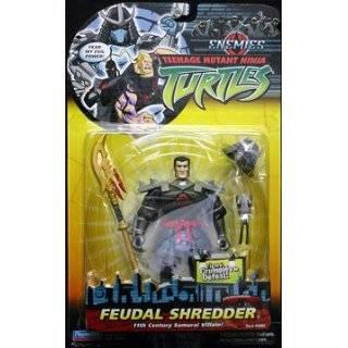 Teenage Mutant Ninja Turtles Figure Shredder Toys
