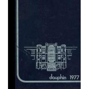 1977 Yearbook St. Louis University High School, St. Louis, Missouri