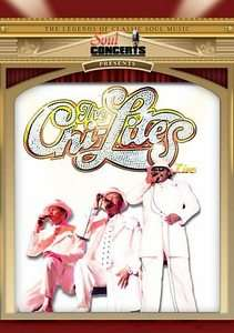 The Chi Lites   Live in Concert DVD, 2007