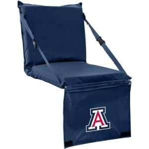 University Arizona Wildcats Bleacher Stadium Seat Chair