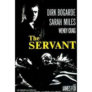Bogarde)(James Fox)(Sarah Miles)(Wendy Craig)(Catherine Lacey)(Richard