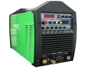 Everlast PowerPro164 ACDC TIG STICK PULSE WELDER 160a PLASMA CUTTER