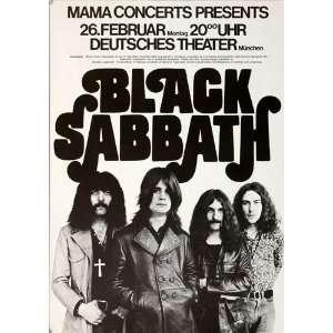 Black Sabbath   Sabbath Bloody Sabbath 1973   CONCERT