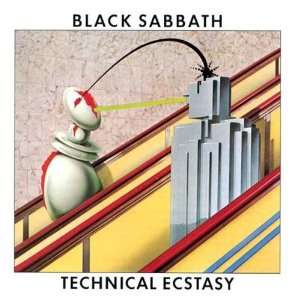 Technical Ecstasy [Vinyl] Black Sabbath Music