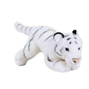 Pouncerz White Tiger 12in Plush Toy Toys & Games