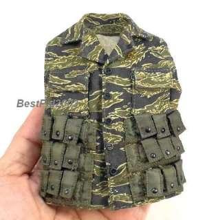 Hot Toys Seal in Vietnam M60 Gunner Grenade Jacket