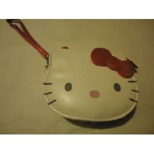 HELLO KITTY* Starpoint Wristlet Wallet Clutch Purse