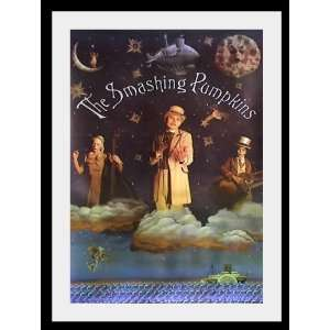 Smashing Pumpkins Billy Corgan tour poster approx 34 x 24