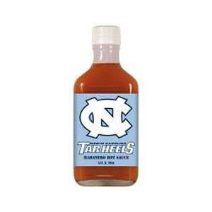 North Carolina Tar Heels (UNC) 6.6 oz. Team Logo Habanero Hot Sauce