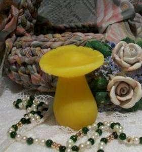 Silicone Mushroom Soap Candle Mold #2