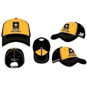 #39 Ryan Newman 2012 U.S. Army Team Color Mens Fan Hat