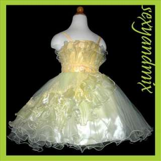 D13 Flower Girls/Pageant/Wedding/Party Dress 8 10 Years