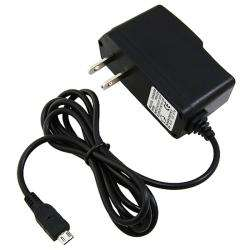 Micro USB Travel Charger for BlackBerry 9300 Curve 3G