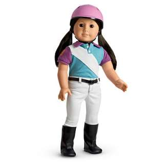 NEW NIB American Girl Today Sporty Riding Outfit JLY