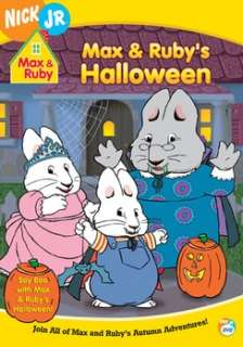 Max& Ruby   Max and Rubys Halloween (DVD)