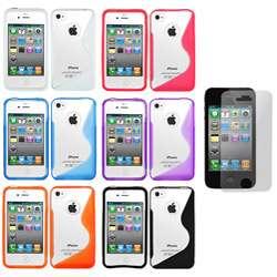 Premium Apple iPhone 4 Hybrid TPU Case