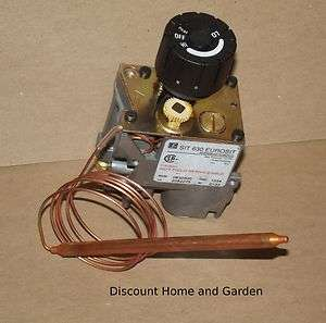 Heater Fireplace Natural & Propane Gas Valve 630 Eurosit 0630500 SIT