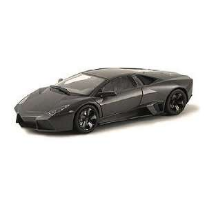 Lamborghini Reventon Flat Black 1/43 Diecast Model Car