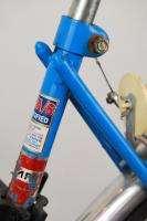 AMF SCORCHER Ladies Road Bike 20 Bicycle Ten Speed Blue Shimano Eagle
